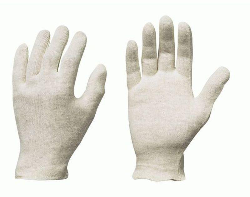 F-STRONGHAND-Trikot-Arbeits-Handschuhe, JILIN, rohweiß