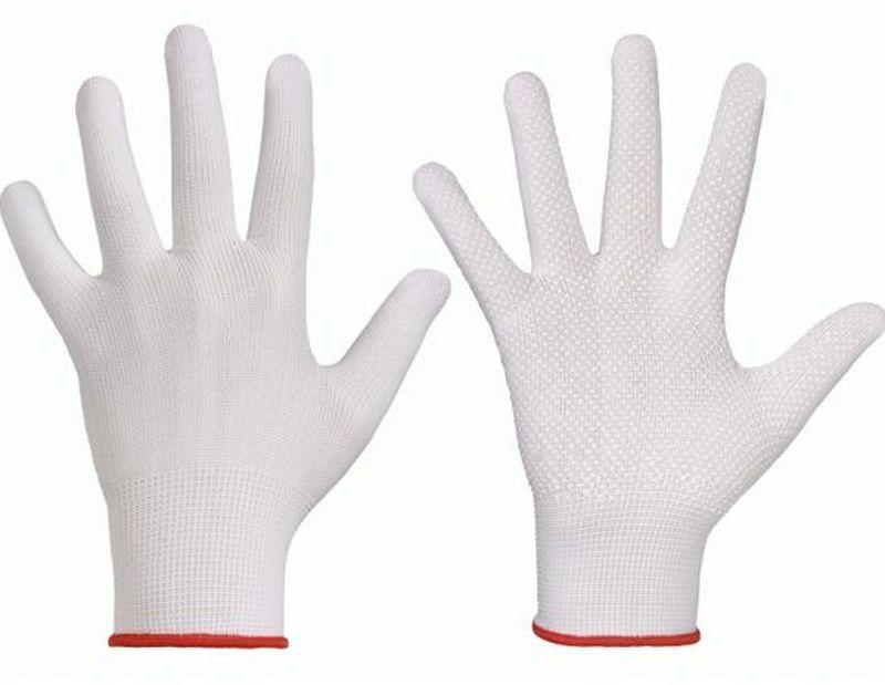 F-STRONGHAND-Trikot-Arbeits-Handschuhe, WEIFANG, weiß