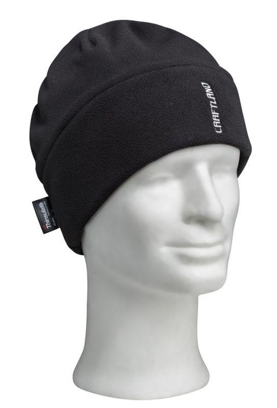F-CRAFTLAND-Thinsulate-Winter-Mütze, *MARVIN*, schwarz