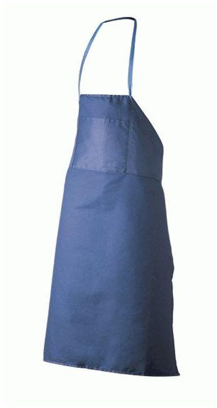 FELDTMANN Arbeits-Berufs-Baumwoll-Schürze, JAN, blau