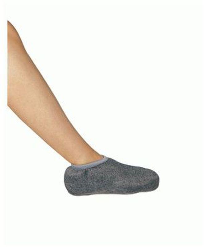 F-Einzieh-Arbeits-Berufs-Socken, STANDARD, grau-meliert