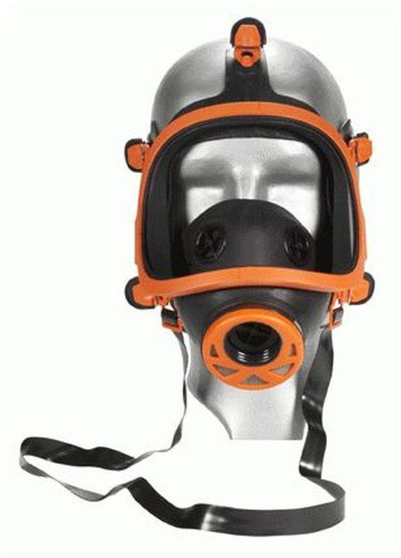 FELDTMANN PSA-Atem-Schutz, Staub-Filter-Maske, Panorama, Vollsicht-Maske, ohne Filter