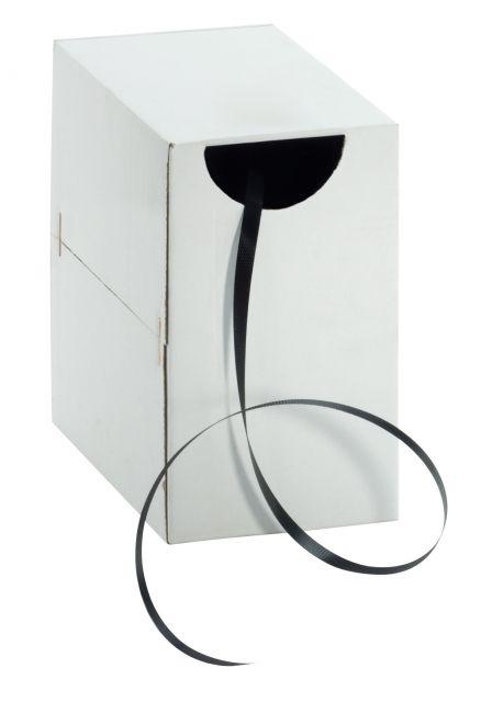 F-Feldtmann-PP-Umreifungsband* schwarz, im Spendekarton