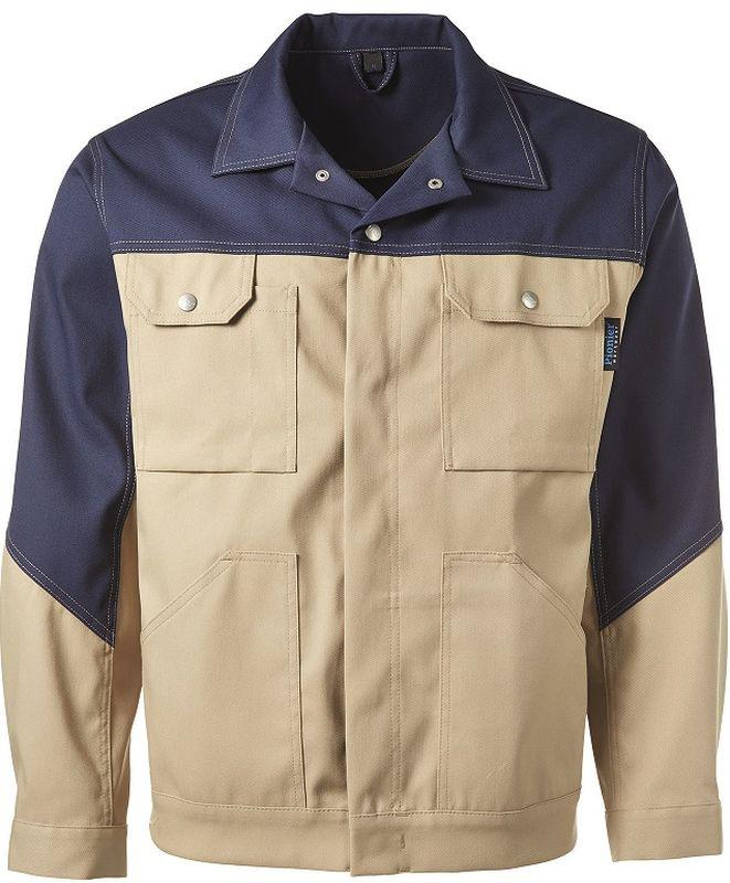 PIONIER Arbeits-Berufs-Bund-Jacke, MG285, khaki/marine