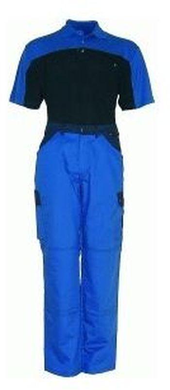 PIONIER-Workwear-Arbeits-Berufs-Bund-Hose, MG 285, royal/marine