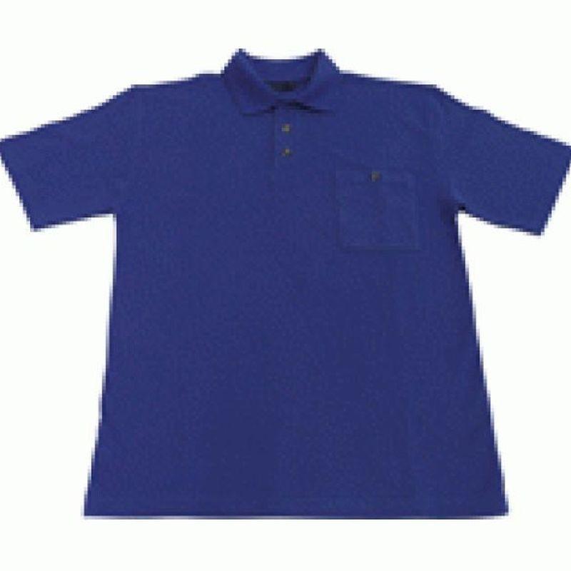PIONIER Polo-Shirt, BW185, kornblau