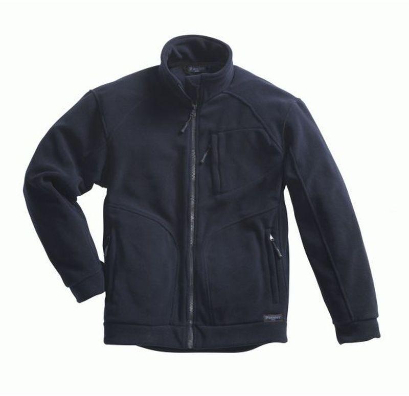 PIONIER Winter-Fleece-Arbeits-Berufs-Jacke, Damen, marine