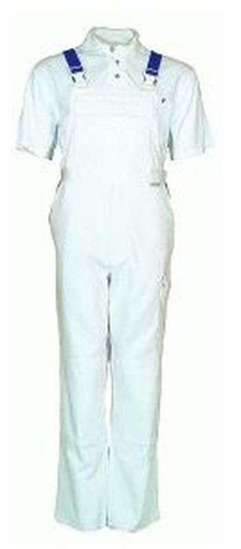 PIONIER Latzhose, BW 280, weiß