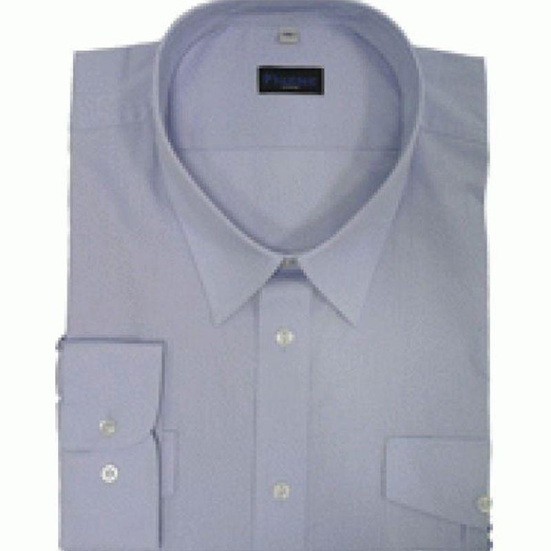 PIONIER-Business-Pilot-Arbeits-Berufs-Hemd, 1/1-Arm, MG, bleu