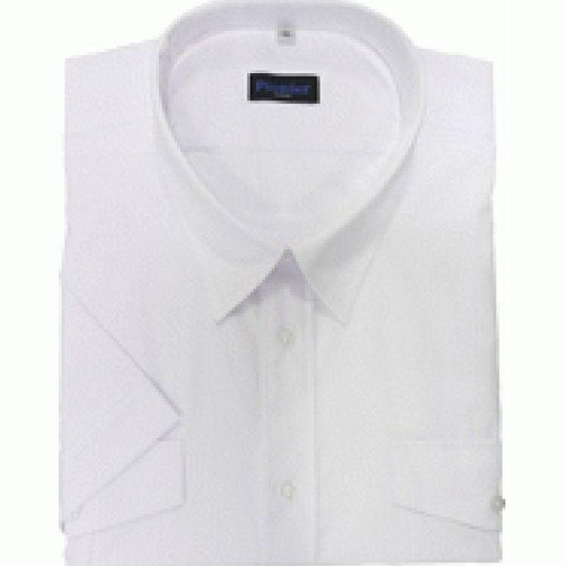 PIONIER-Business-Pilot-Arbeits-Berufs-Hemd, 1/2-Arm, MG, weiß