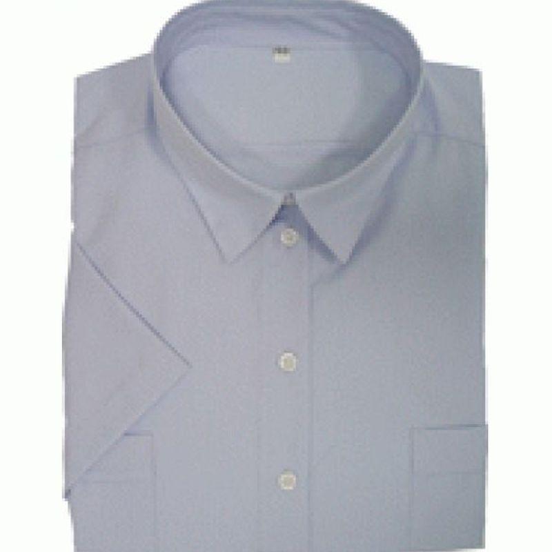PIONIER-Workwear-Damen-Arbeits-Berufs-Bluse, 1/2-Arm, BW, bleu