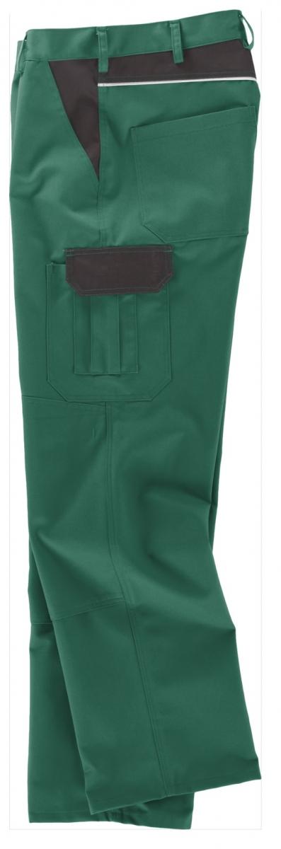 BEB-Arbeits-Berufs-Bund-Hose, Classic, MG 245, grün/schwarz