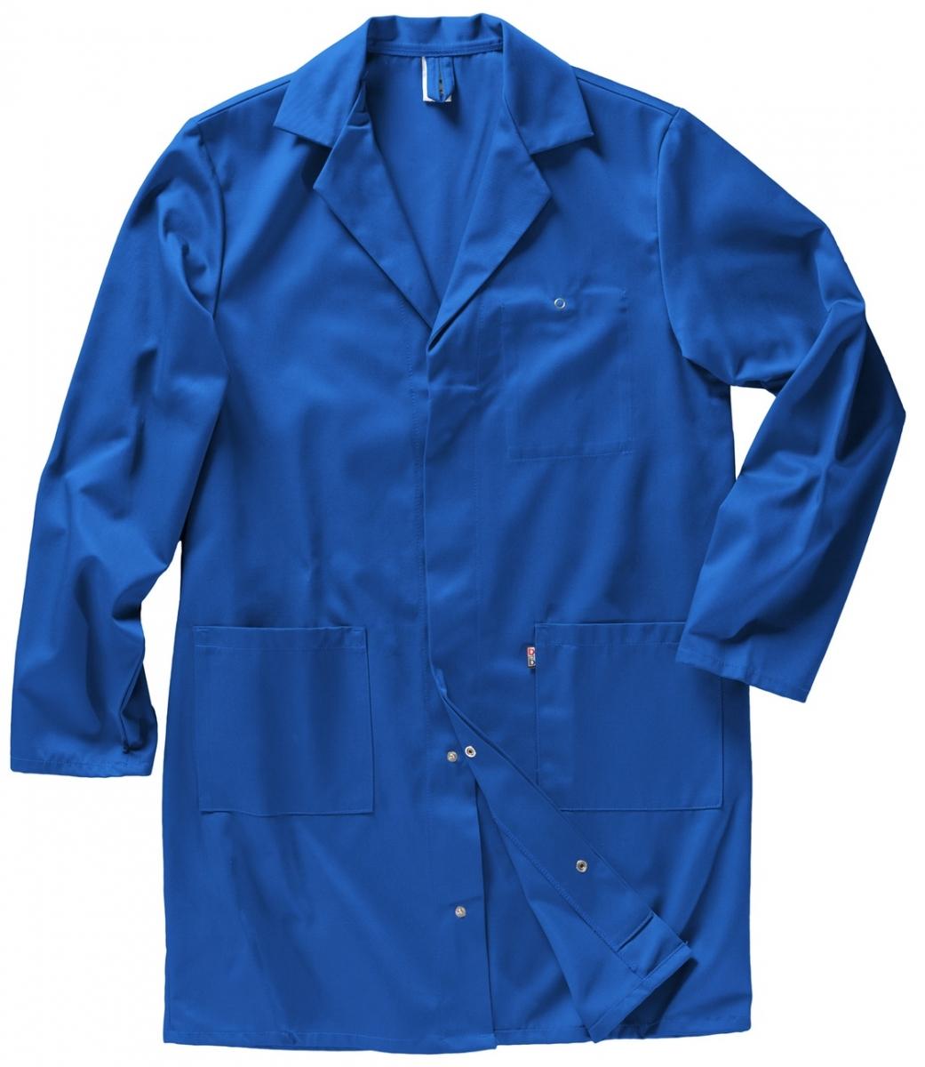 BEB-Basic-Herren-Berufs-Mantel, Arbeits-Kittel, Basic, MG 245, kornblau