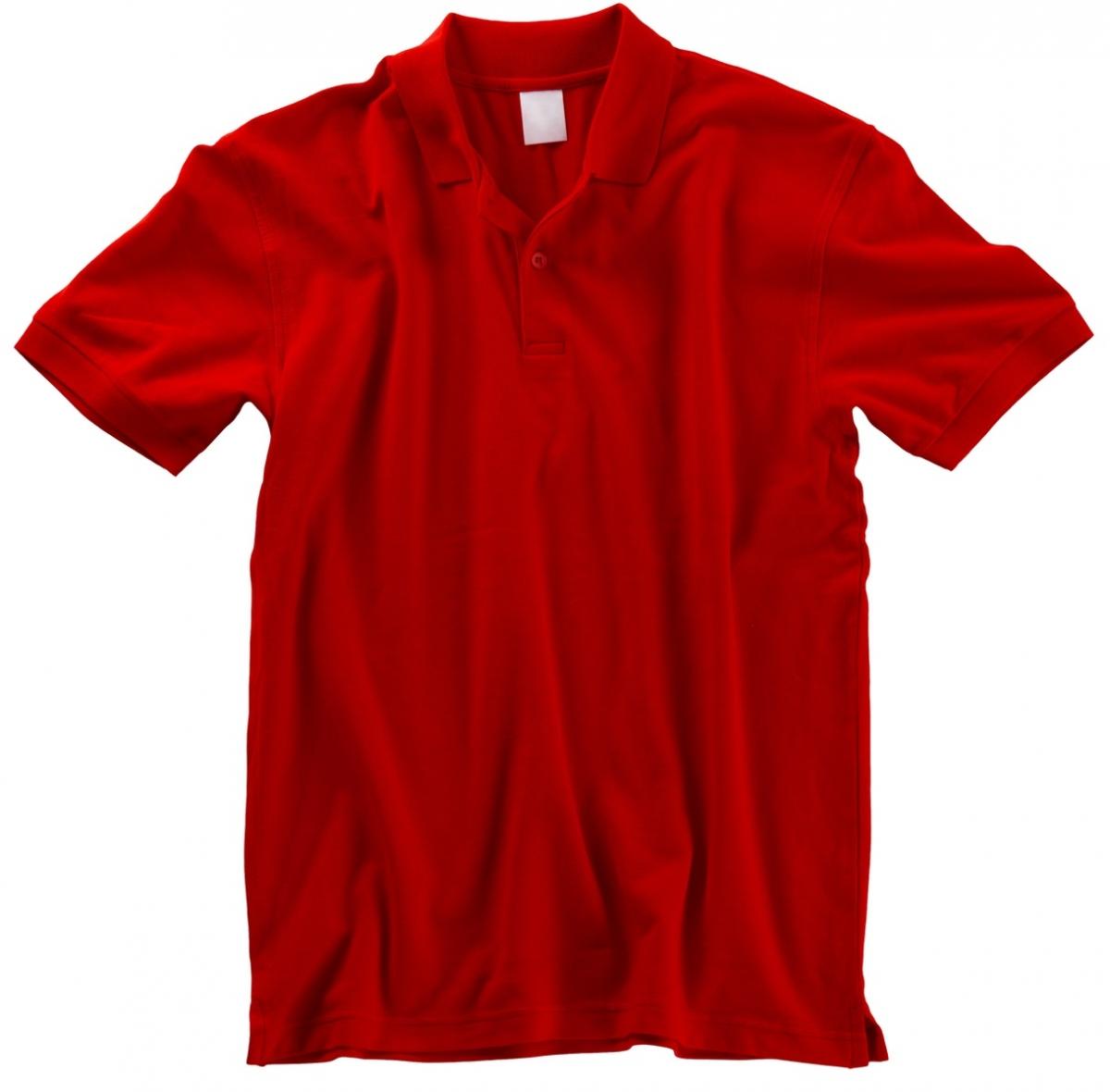 BEB Polo-Shirt Classic, BW170/180, rot