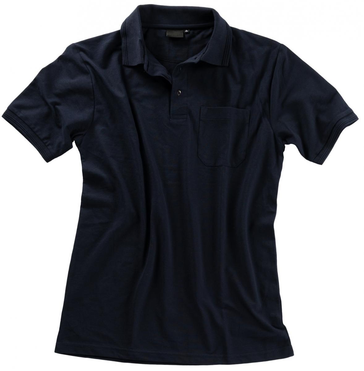 BEB Polo-Shirt Premium, MG 210/220, deep navy