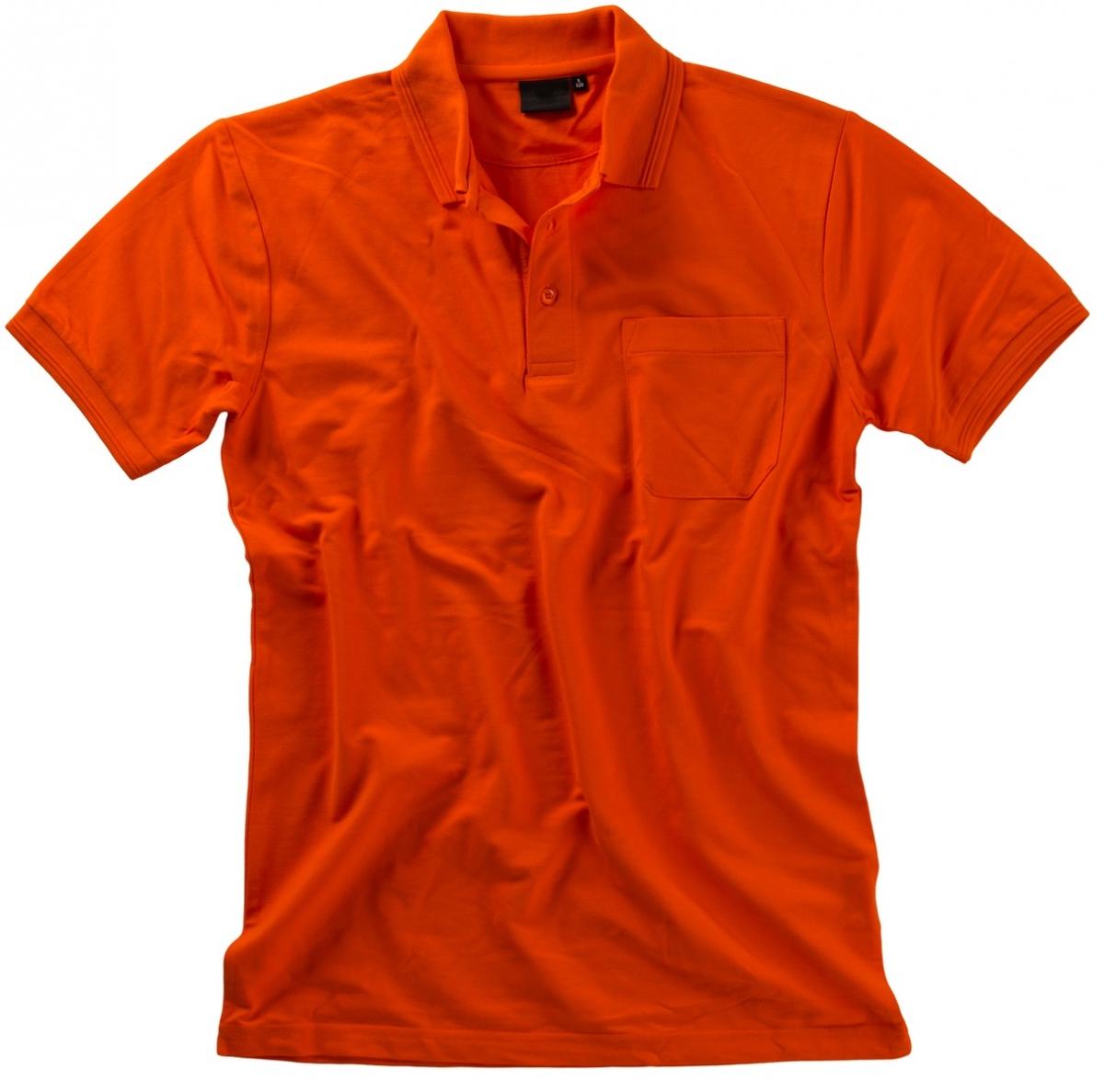 BEB Polo-Shirt Premium, MG 210/220, orange
