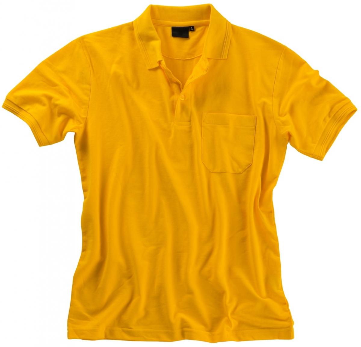 BEB Polo-Shirt Premium, MG 210/220, gelb