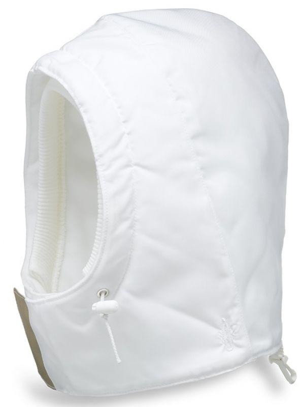 HB-Kälteschutz-Winter-Kapuze, Hygiene, 175 g/m², weiß