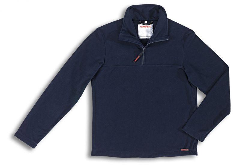 HB-Kälteschutz, Thermo-Arbeits-Berufs-Shirt, 264 g/m², navy