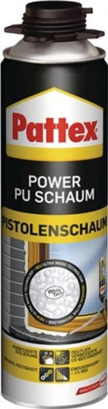 henkel 1k montageschaum power univ pus50 500 ml b2 wei m einweghandschuhe. Black Bedroom Furniture Sets. Home Design Ideas
