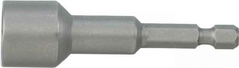 NORDWEST-PROMAT-Bits und Zubehör, Steck-Schlüssel-Einsatz, m.6-KT.-Antr.SW 9,4mm L.50mm m.Magnet