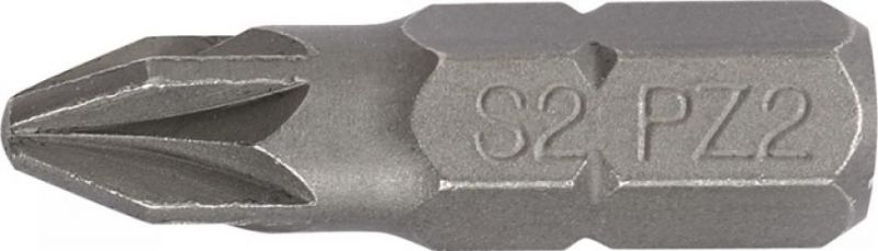 NORDWEST-PROMAT-Bits und Zubehör, Bit P829133 1/4 Zoll PZD 3 L.25mm