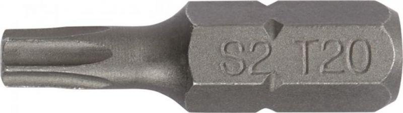 NORDWEST-PROMAT-Bits und Zubehör, Bit P829163 1/4 Zoll T 10 L.25mm