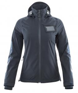 MASCOT-Damen Hard Shell Jacke, ACCELERATE, 115, g/m², schwarzblau