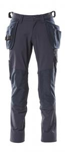 MASCOT-Arbeitshose, ACCELERATE, 76 cm, 250 g/m², schwarzblau