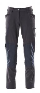 MASCOT-Damen-Arbeitshose, ACCELERATE, 76 cm, 260 g/m², schwarzblau