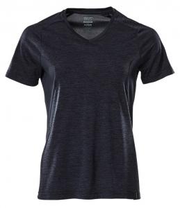 MASCOT-Damen-T-Shirt, ACCELERATE, 150 g/m², schwarzblau