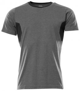 MASCOT-Damen-T-Shirt, ACCELERATE, 195 g/m², dunkelanthrazit/schwarz