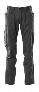 MASCOT-Damen-Arbeitshose, ACCELERATE, 82 cm, 205 g/m², schwarz