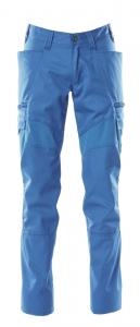 MASCOT-Arbeitshose, ACCELERATE, 90 cm, 270 g/m², azurblau