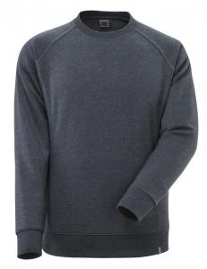 MASCOT-Sweatshirt, Tucson, CROSSOVER, 340 g/m², schwarzer denim