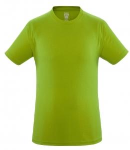 MASCOT-T-Shirt, Calais, CROSSOVER, 175 g/m², limonengrün