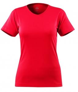 MASCOT-Damen-T-Shirt, Nice, CROSSOVER, 220 g/m², verkehrsrot