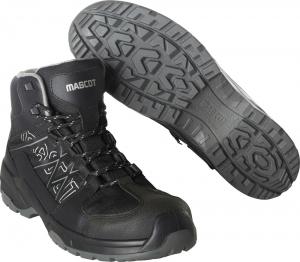 MASCOT-Sicherheitshochschuhe S3, FOOTWEAR FLEX, schwarz