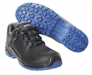 MASCOT-Sicherheitshalbschuhe S3, FOOTWEAR FLEX, schwarz/kornblau