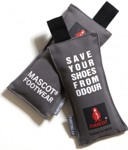 MASCOT-Schuherfrischer, Aktivkohle, FOOTWEAR, anthrazit