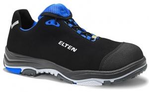 ELTEN-S2-ERGO-ACTIVE-Sicherheitshalbschuhe, IMPULSE EA Low, ESD, Fußtyp 3, blau