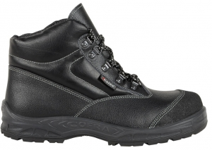 COFRA-S3-Sicherheitsschuhe, BRNO BLACK, SRC, hoch, schwarz