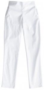BEB-Damenhose Stretchgewebe, 215 g/m², weiß