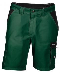 DASSY-Shorts ROMA, , grün/schwarz