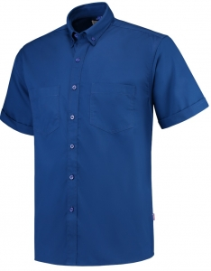 TRICORP-Casual-Arbeits-Berufs-Hemd, Kurzarm Basis, Basic Fit, 150 g/m², royalblue