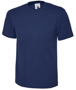 Uneek-Clothing-Classic T-Shirt, french navy