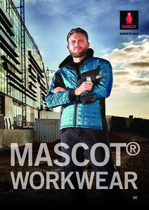 Mascot<br/><strong>Workwear</strong><br/>2017/19 Katalog