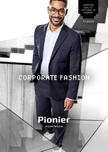 Pionier<br/><strong>Corporate Fashion</strong><br/>2020/21 Logo
