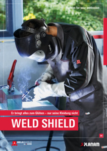 Planam<br/><strong>Weld Shield</strong><br/>2018/19 Katalog