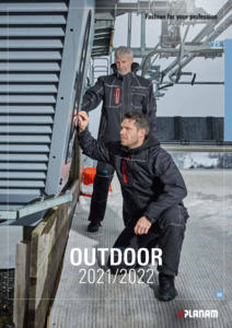 Planam<br/><strong>Outdoor</strong><br/>2018/19 Katalog